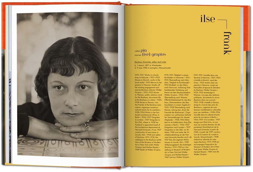 bauhausmadels-p.-128-portret-Ilse-Frank-foto-Taschen