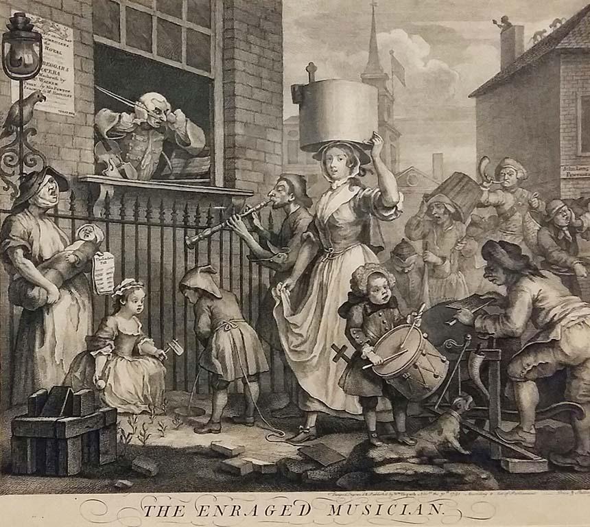 75_jaar_vrijheid_ooggetuigen-van-strijd_De-woedende-muzikant_William-Hogarth-1741_foto-Wilma_Lankhorst