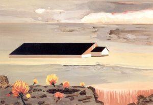 Biennale_Gelderland zwart eiland (2002) © Gerda ten Thije