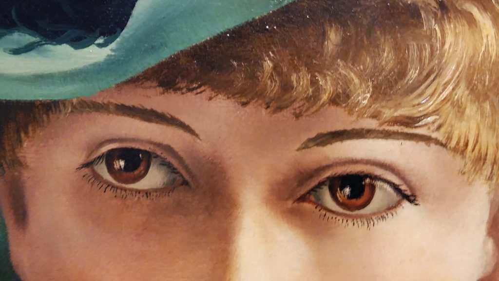 Dwars_kijken_Groene_Dame-1930-Carl-Willink-foto-Wilma-Lankhorst