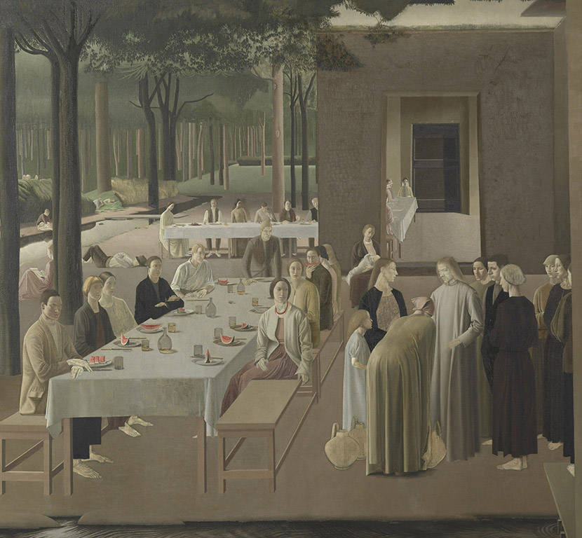Marriage-at-Cana-1922-1923-Winifred-Knights_Museum-of-New-Zealand-Te-Papa-Tongarewa