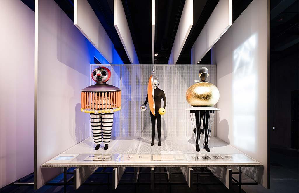 BMD_Versuchsstaette_zuidzaal_2_Oskar-Schlemmer-Bauhaus-Museum-Dessau-Ausstellung-Versuchsstätte-Bauhaus.-Die-Sammlung-2019