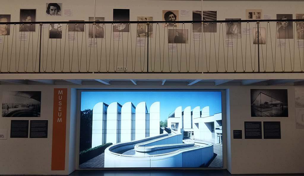 Berlijn Bauhaus Archiv zaaloverzicht-foto-Wilma_Lankhorst