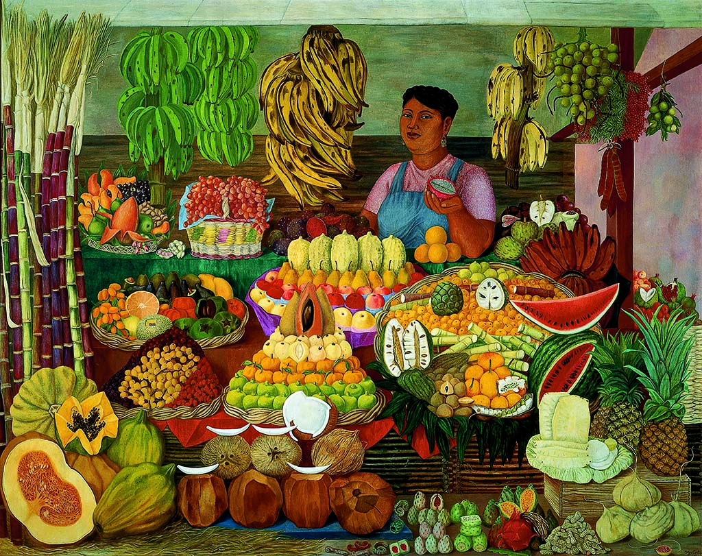 Intens_Mexico_Cobra_Museum16-La-vendedora-de-frutas-_Frutas-mexicanas
