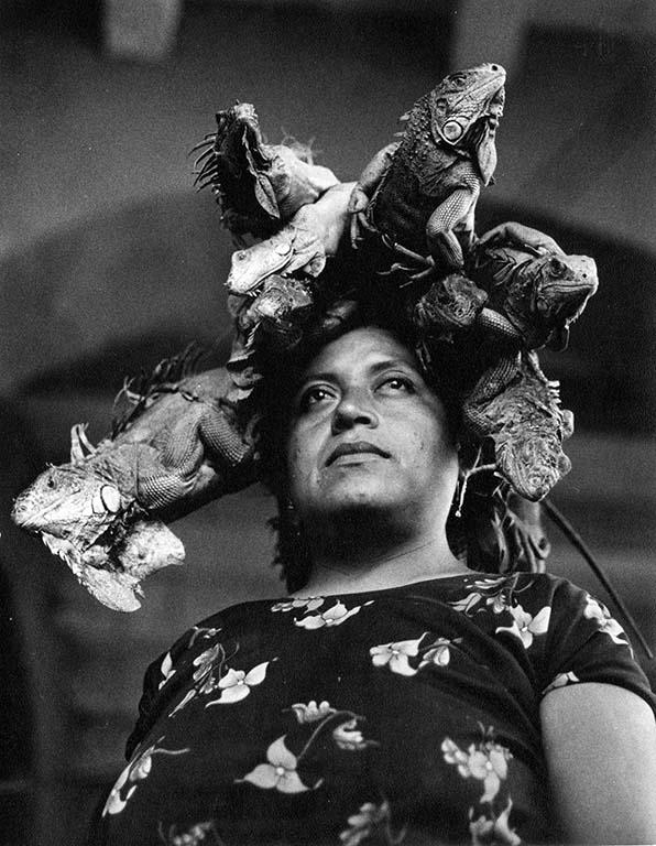 Itens Mexico Nuestra señora de las iguanas_Garciela_Juchitlán (1979)