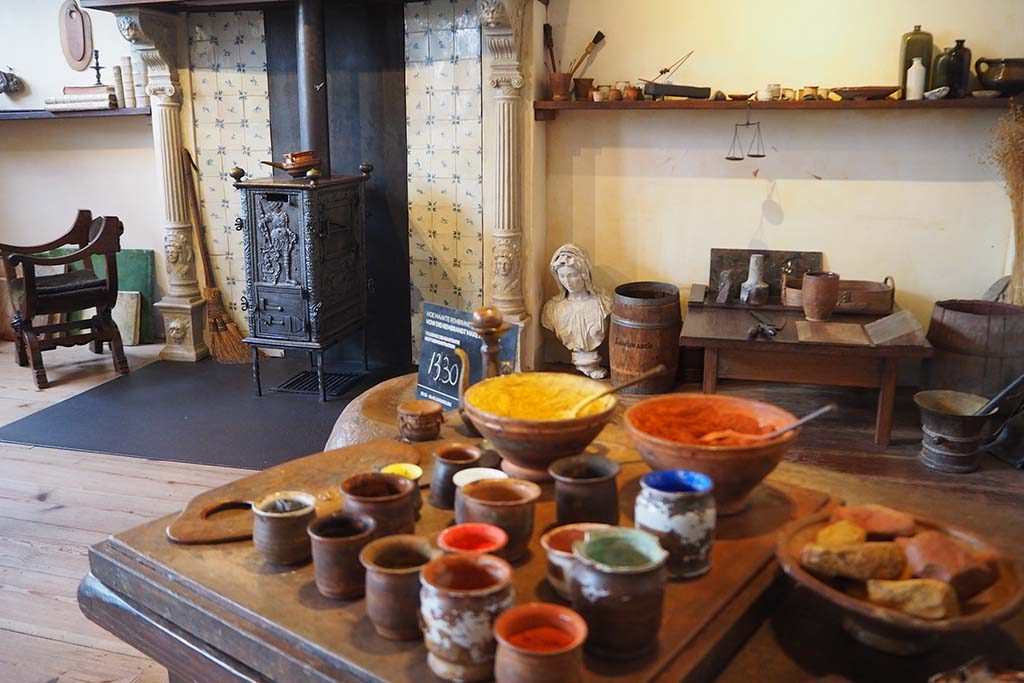 RembrandtHuis-het-grote-atelier-foto-Wilma-Lankhorst