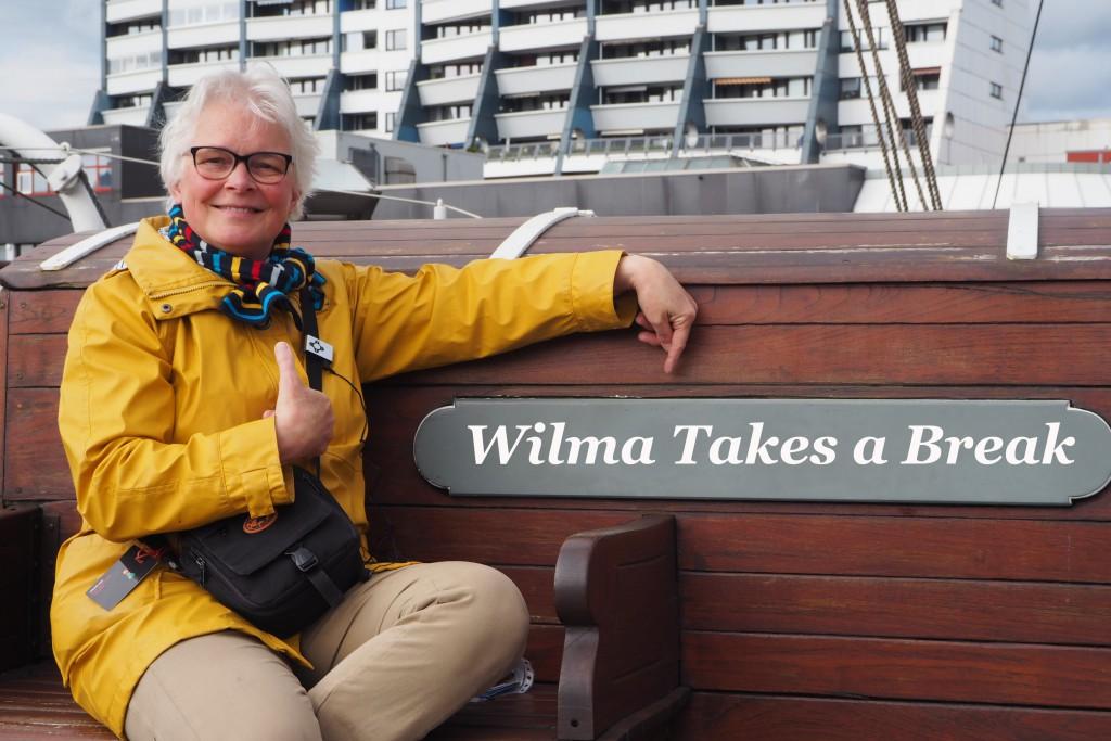 reisblog Wilma Lankhorst museumblog blog header_Wilma_Bremerhaven op Seute Deerne