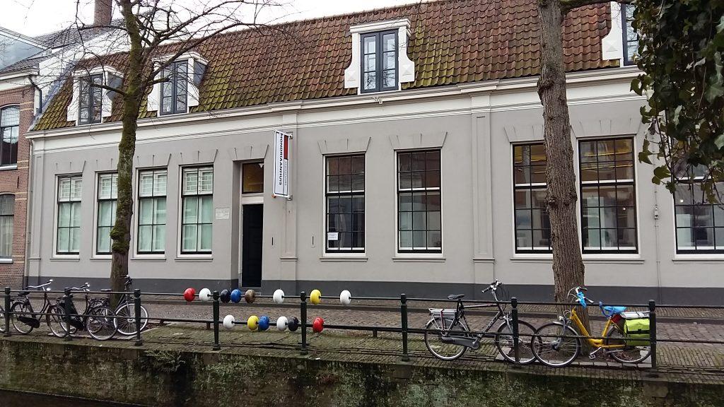 Amersfoort Mondriaanhuis-aan-de-Kortegracht-maart-2017-foto-Wilma-Lankhorst