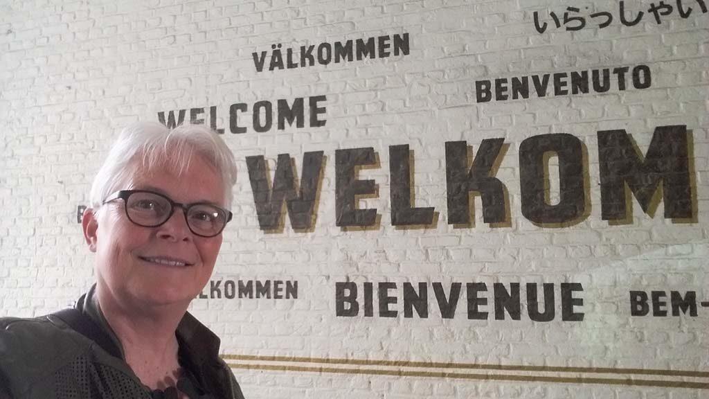 Mechelen_welkom_selfie-Wilma
