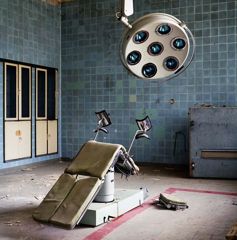 Sovjet ziekenhuis - Relics of the Cold War © Martin Roemers