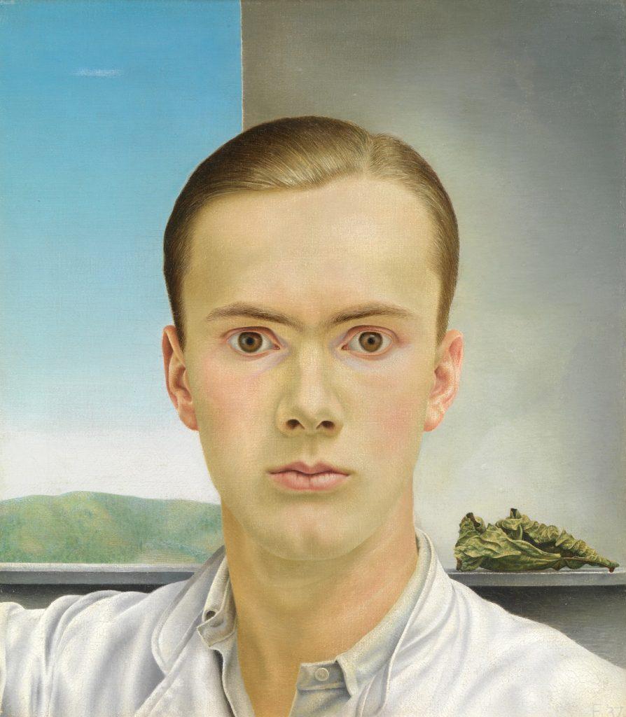 Edgar_Fernhout_zelfportret (1937) Collectie Rijksmuseum, Amsterdam