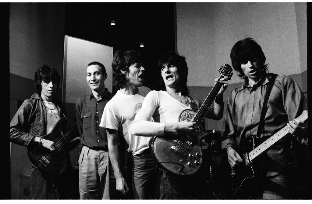 The Rolling Stones © foto The Rolling Stones Archive