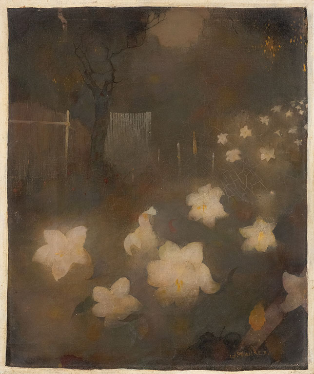 Jan_Mankes Museum_MORE_ Leliën (ca 1910) particuliere collectie-zonder lijst