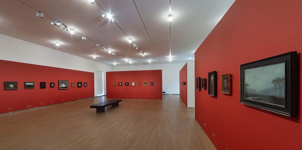 Jan Mankes _impressie expositie in Museum MORE © foto Joop van Putten