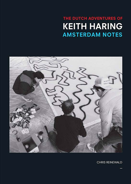 Keith_Haring_Dutch Adventures Amsterdam Notes