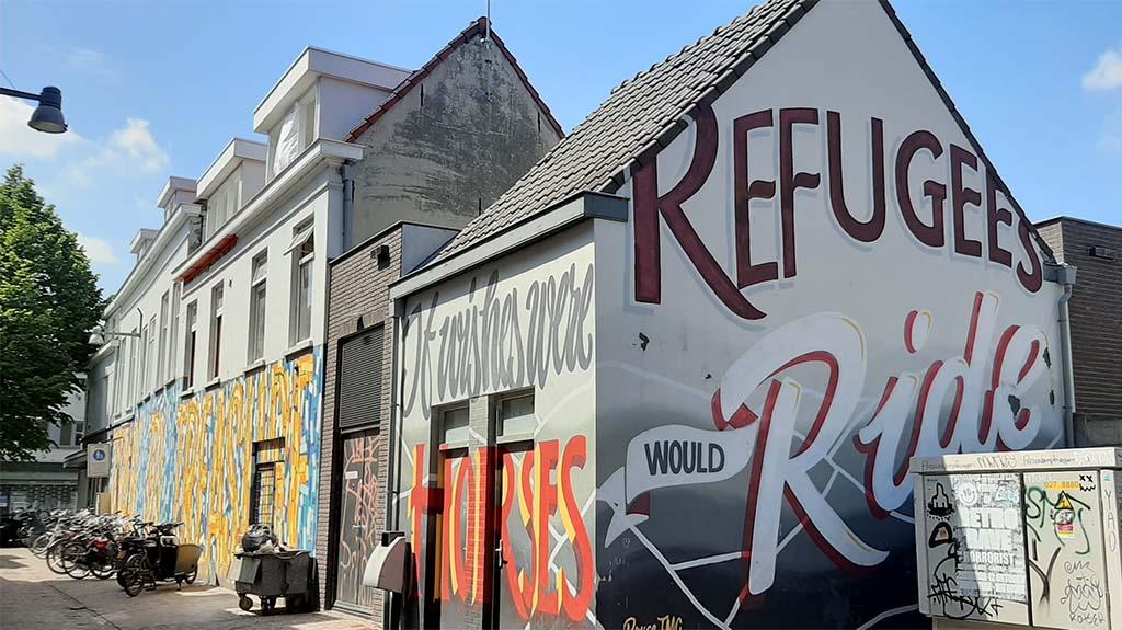 Blind_Walls_Gallery_12_Refugees_Molsparking_ © foto Wilma Lankhorst