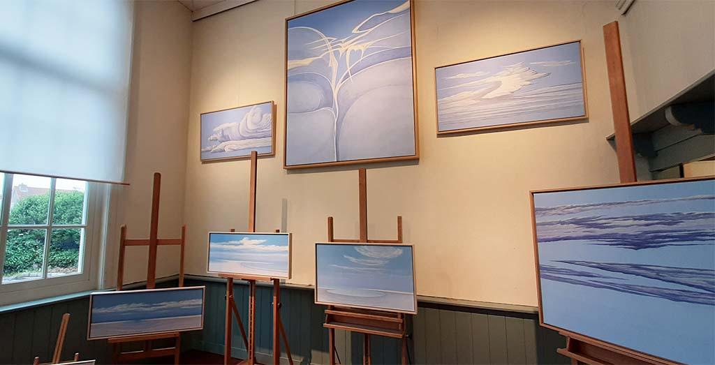 Kunstronde over Texel_Eiland_Galerij_Niek_Welboren © foto Wilma_Lankhorst