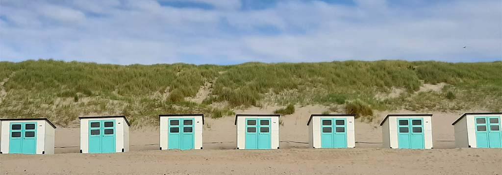 Kunstronde over Texel, zomervakantie in eigen land © Wilma_Lankhorst