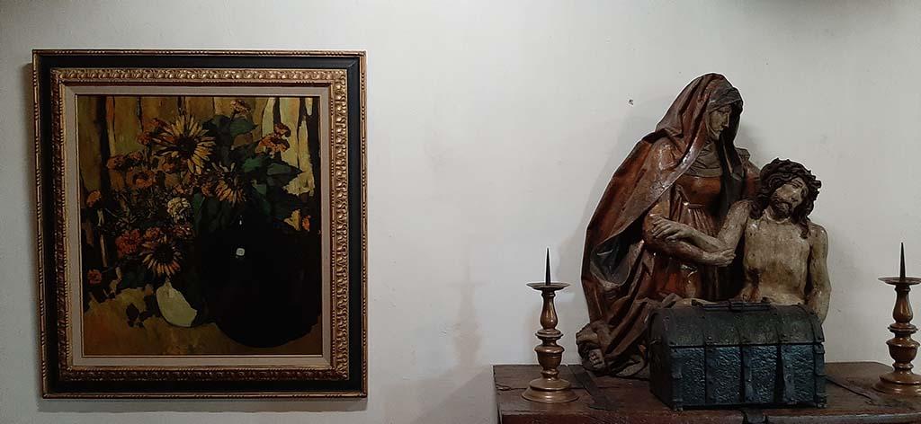Henk Helmantel museum_prive collectie in het Hoge huis © foto Wilma_Lankhorst