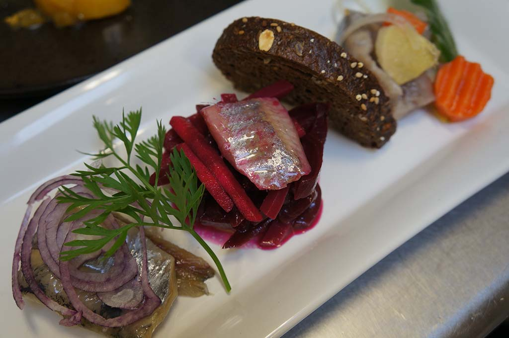 Restaurant t Drifke trio van haring zomer 2020_foto Jouk_Blok
