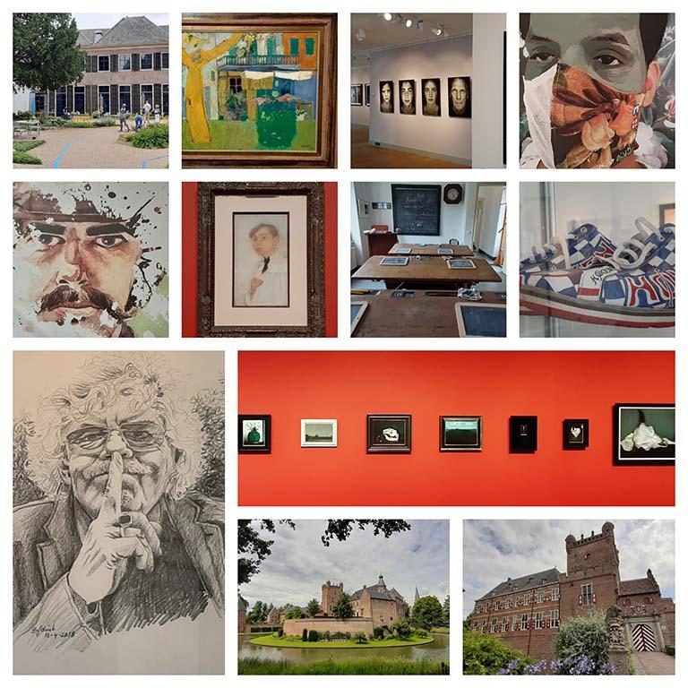 Kunstrondje Achterhoek collage © foto Wilma_Lankhorst