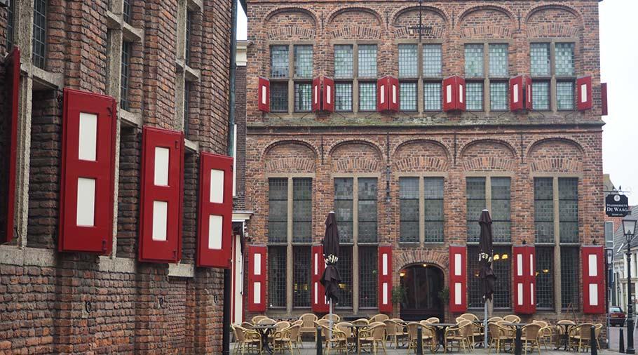Hanzestad Doesburg_de Waag foto Wilma Lankhorst