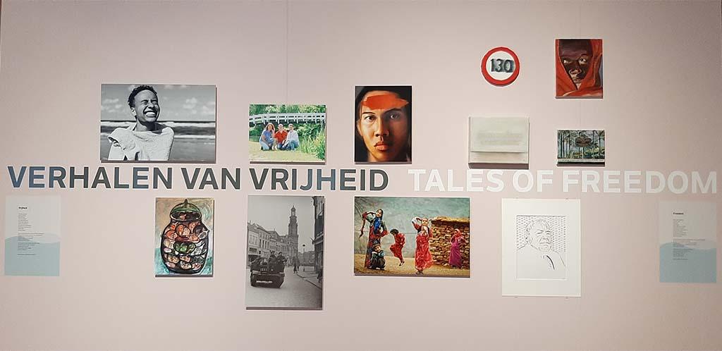 Musea Zutphen Verhalen van vrijheid 2020 © foto Wilma Lankhorst