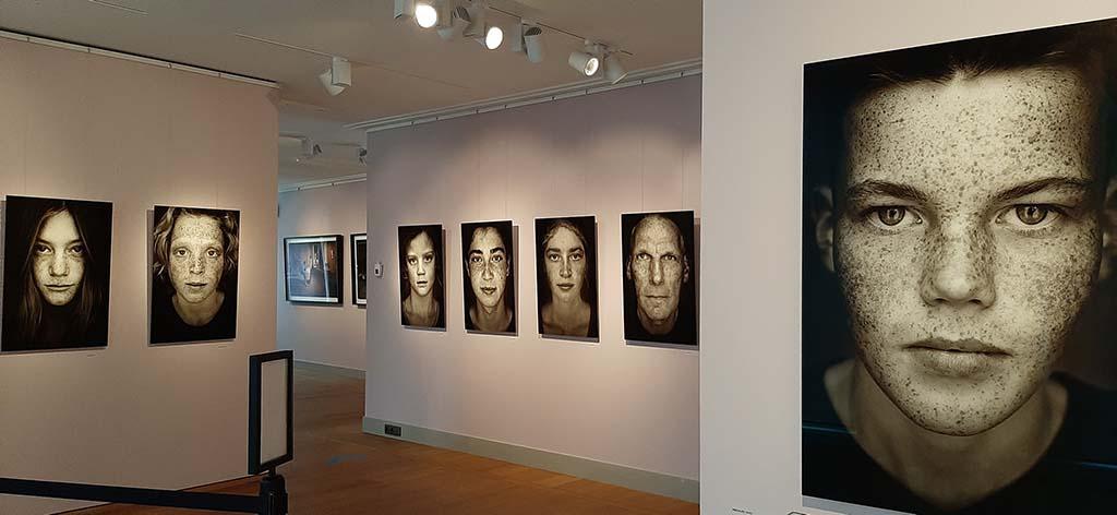 Musea.Zutphen impressie serie Freckles (2015) © Judith Minks © foto Wilma Lankhorst