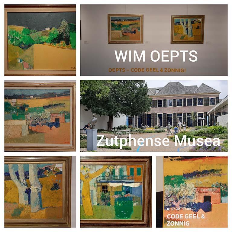 Musea_Zutphen_2020_Collage_Wim_Oepts © foto Wilma_Lankhorst
