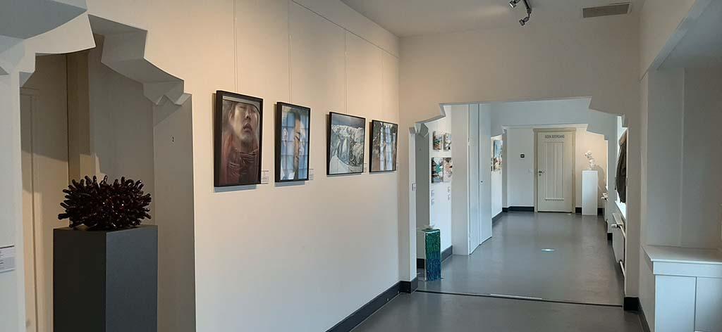 75 jaar vrijheid Stadsmuseum_Doetinchem_diverse werken jaren 90 tot nu © foto Wilma_Lankhorst