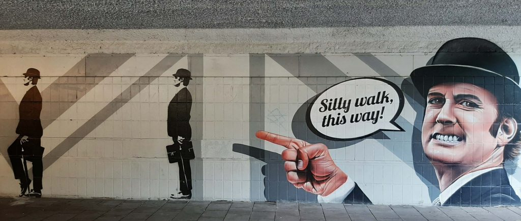 Street_Art_Eindhoven_ Silly_Walk_Studio_drift © foto Wilma_Lankhorst