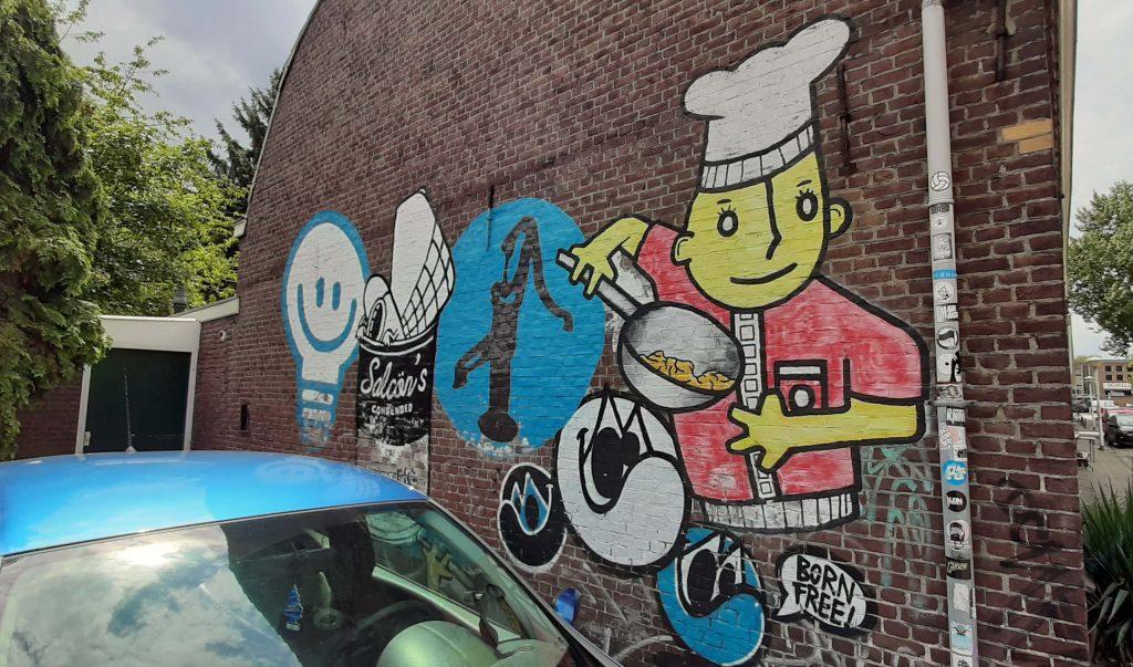 Street_Art_Eindhoven_Lempke_Salcon_Big_Daddy_Gun en EAU © foto Wilma_Lankhorst