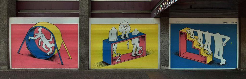 Street Art Eindhoven Stadhuisplein_Daan_Botlek © foto Wilma_Lankhorst