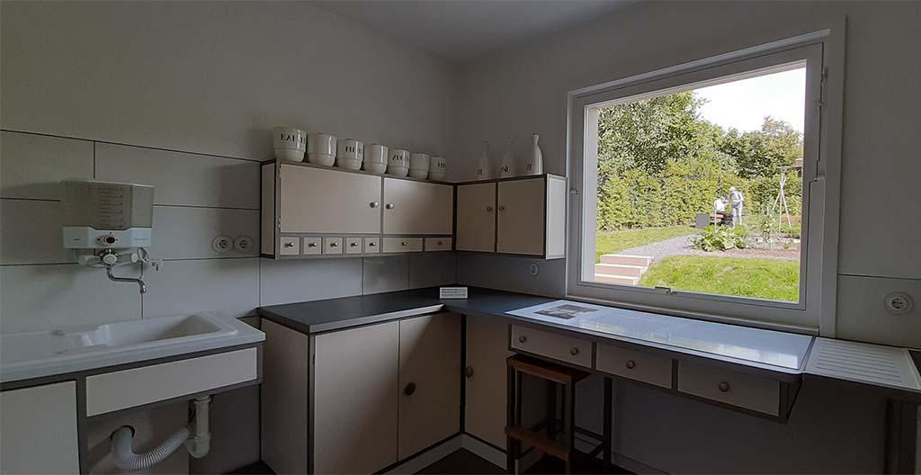 Weimar_Haus am Horn keuken © Wilma Lankhorst
