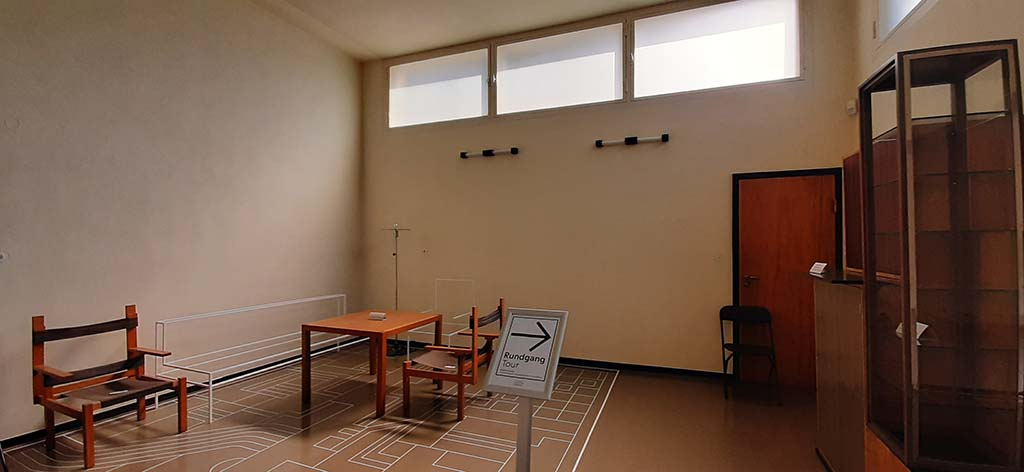 Weimar_Haus am Horn wooonkamer © Wilma Lankhorst