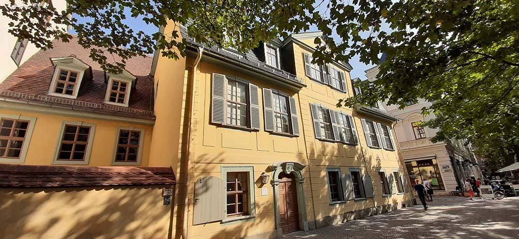 Weimar_Schiller_Haus_ © foto Wilma_Lankhorst