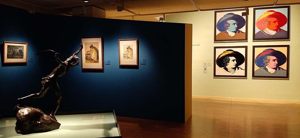 Weimar Schiller_Museum_Von_Delactroix_bis_Warhol © foto Wilma_Lankhorst