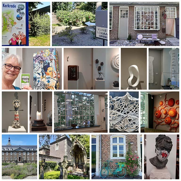 Kerkrade Kunstlokaal_Jacqueline van Putten © foto collage Wilma Lankhorst