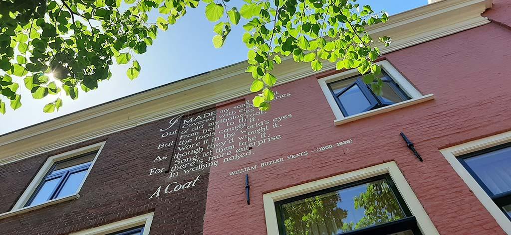 Muurgedichten_Leiden locatie Marebrug © foto Wilma_Lankhorst.
