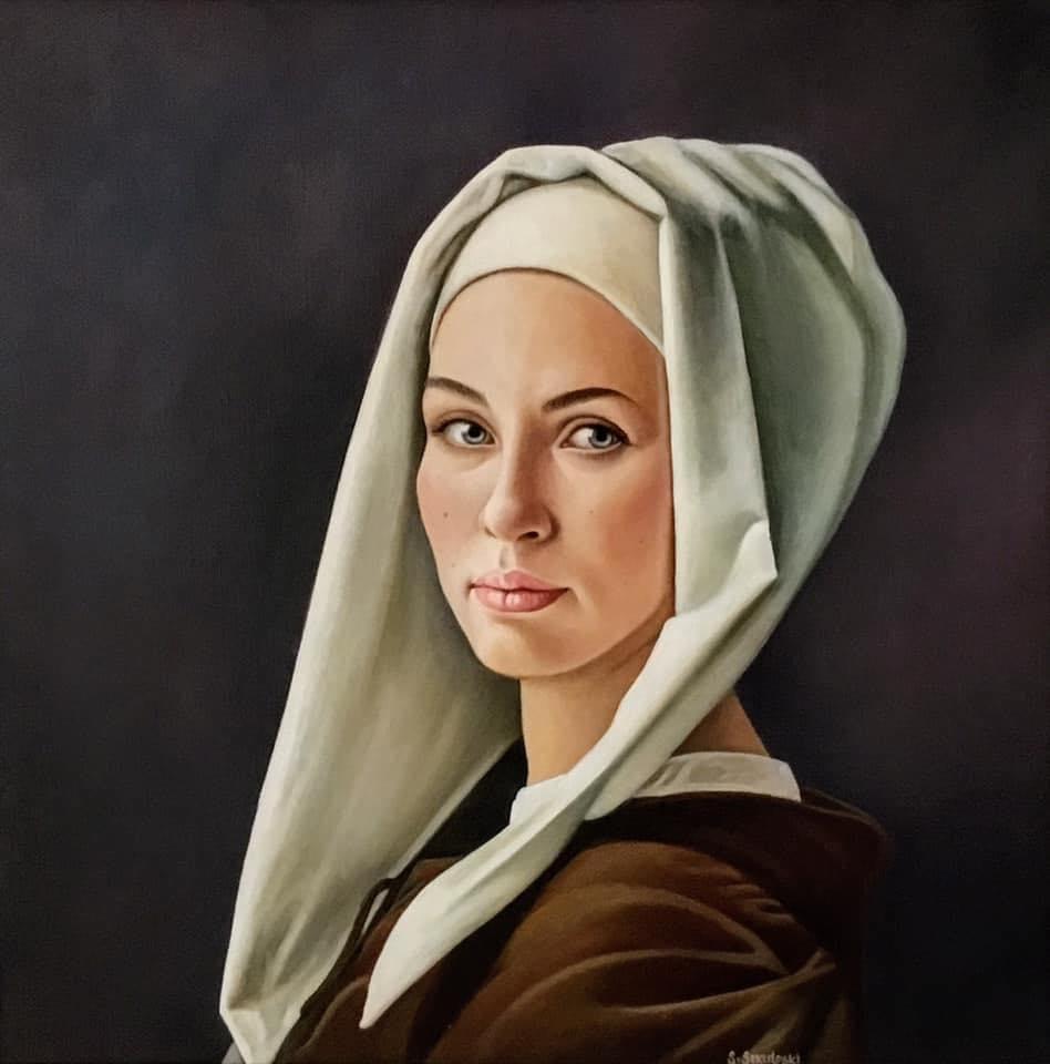Slavica Sekuloski portret Sara in historische kleding_© Slavica Sekuloski
