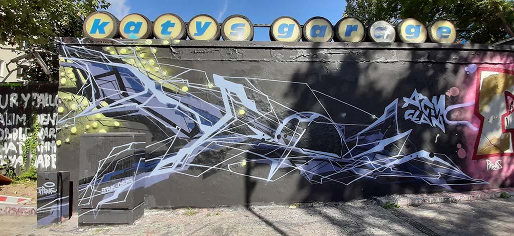Dresden Street Art Plain_Katys_garage_Neustadt © foto Wilma_Lankhorst