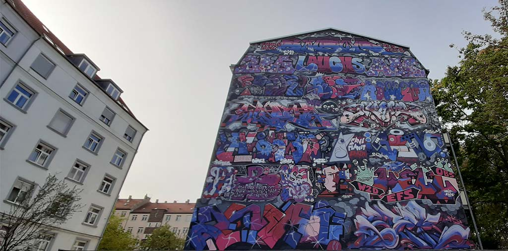 Dresden_street_art Rudolfstrasse_Spike_ Neustadt © foto Wilma_Lankhorst