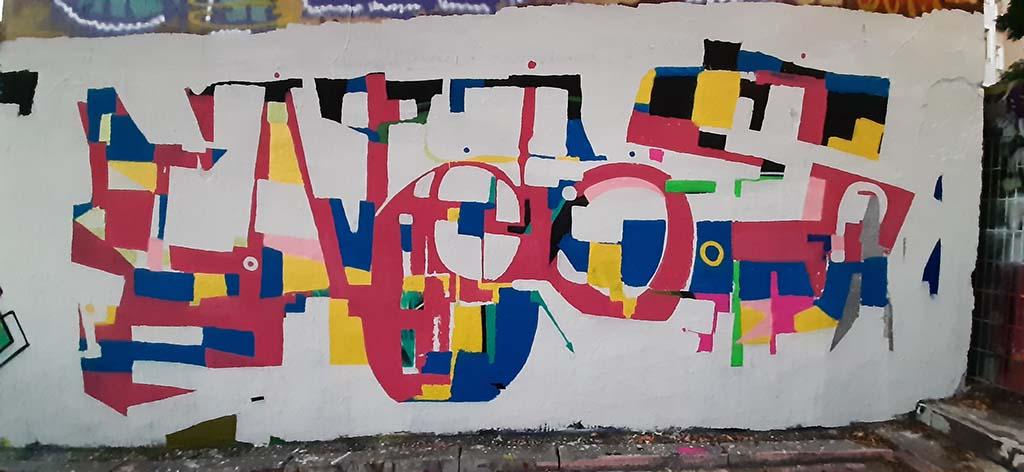 Dresden street art Neustadt_Katys_Garage_Artourette © foto Wilma_Lankhorst