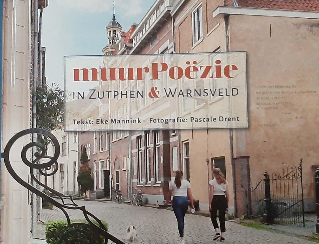 muurpoezie_Zutphen_omslag boek © foto Wilma_Lankhorst