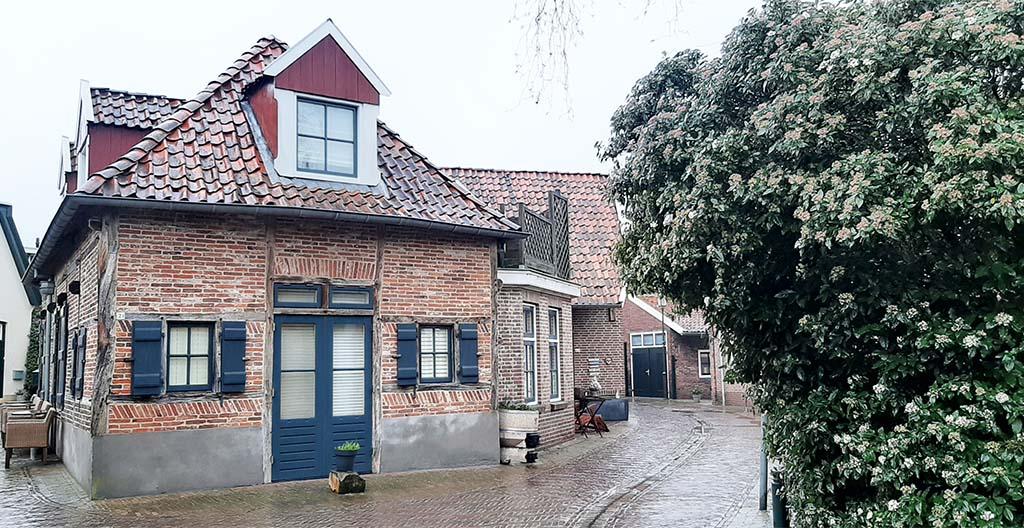 Winterswijk De Lappenbrink nu Nieuwstraat 2 © foto Wilma Lankhorst