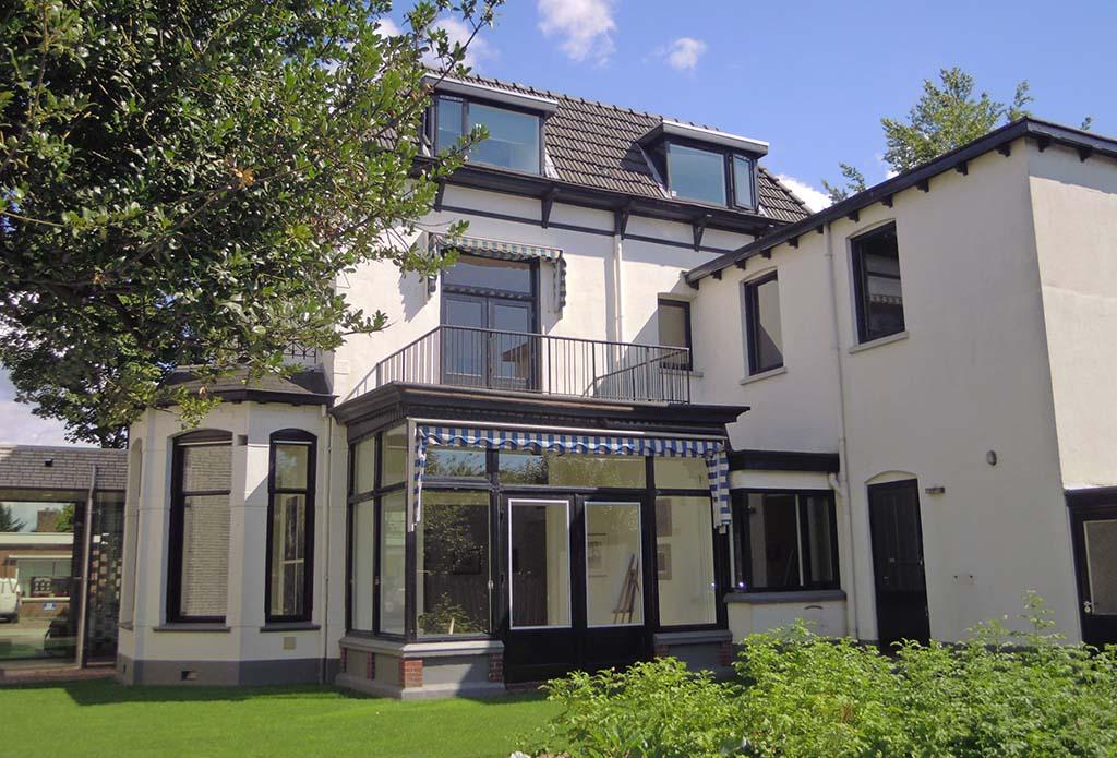 Winterswijk Villa Mondriaan (zomer opname) © foto Wilma Lankhorst