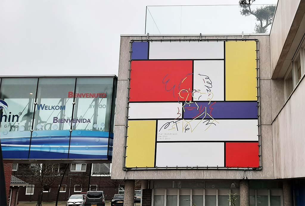 Winterswijk sfeerbeeld in centrum © foto Wilma Lankhorst