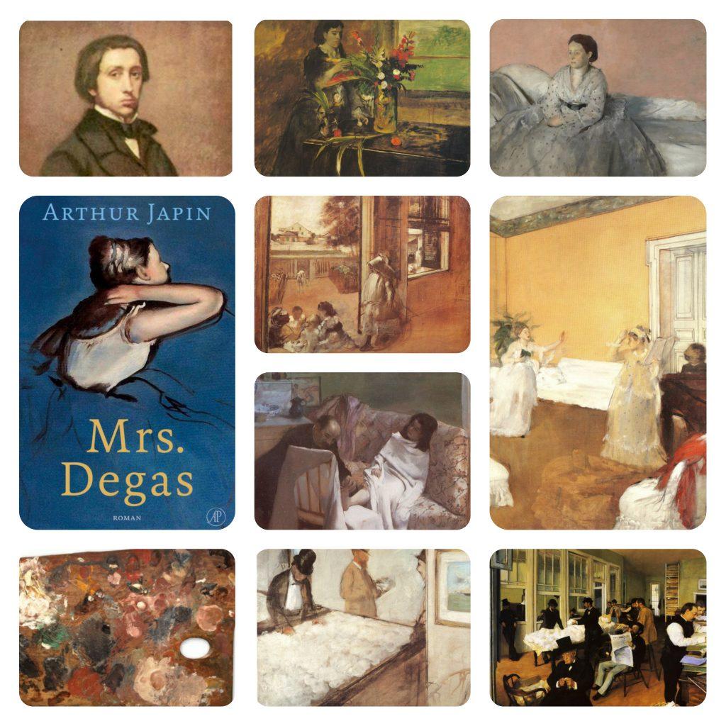 Mrs.Degas Arthur_Japin Degas in New Orleans (1872-1873) sfeerbeelden © Wilma Lankhorst