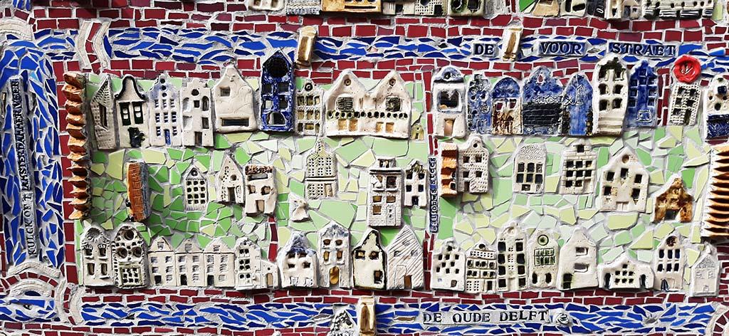Street art in keramiekstad Delft header blog keramiekenkaart van Delft © foto Wilma_Lankhorst