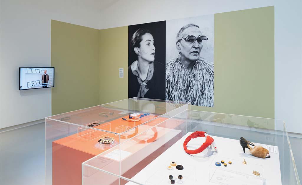 musea weer open Meret_Oppenheim_Openheimer-Premsela_Design Museum Den Bosch_maart 2021_© foto P.Tijhuis